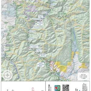 Flathead River (4 Map Bundle) - OffTheGridMaps