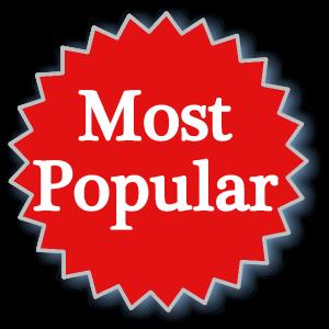 * Most Popular *